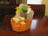 Liked it: Homemade HouseholdCleaners