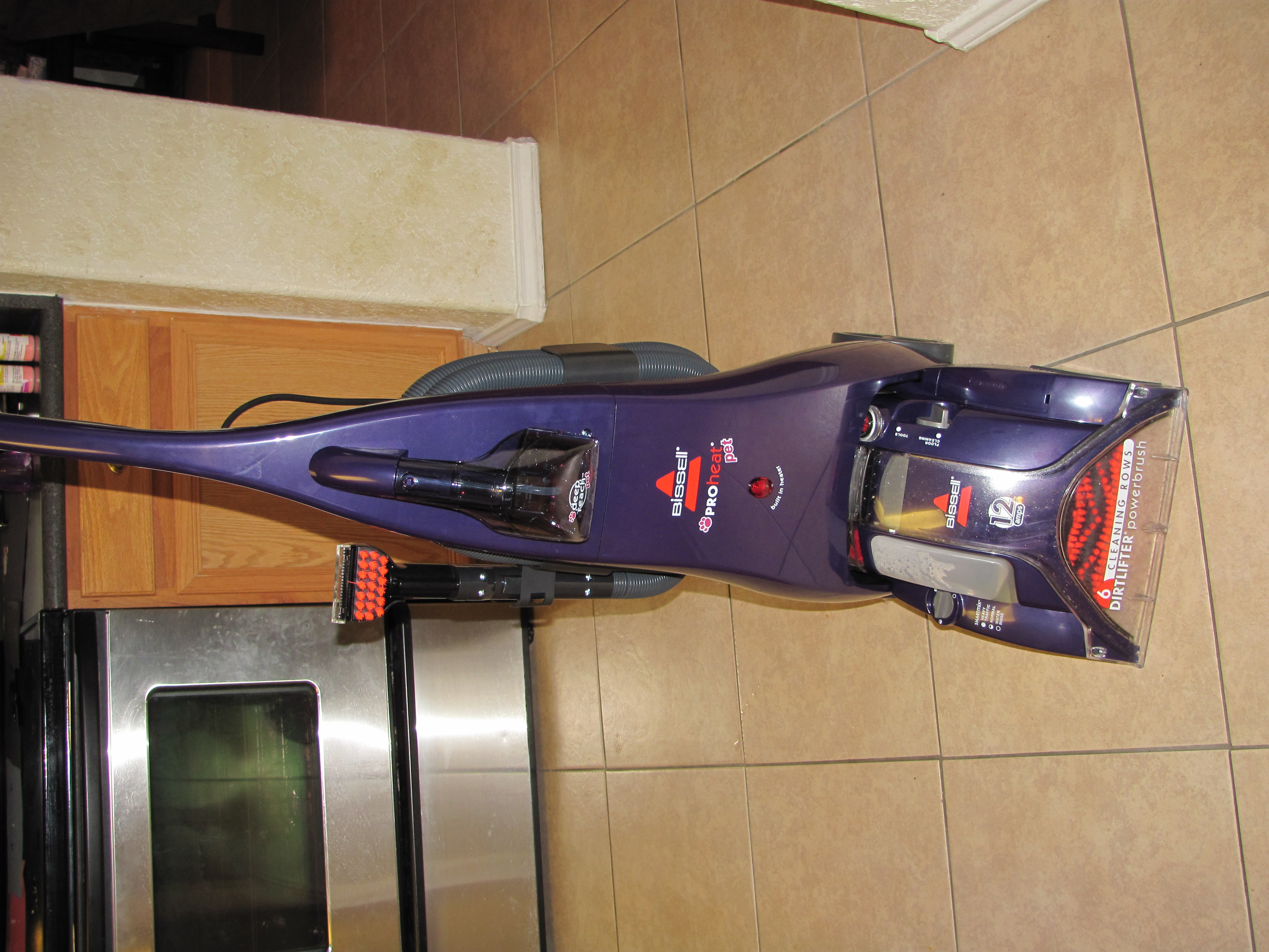 bissell heated carpet cleaner tile floor my bissell trying it now proheat carpet cleaner tried it liked